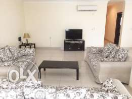 Fully Furnished 2/BR in Al Mansoura