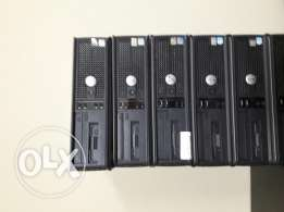 Dell&hp computer full set for sale