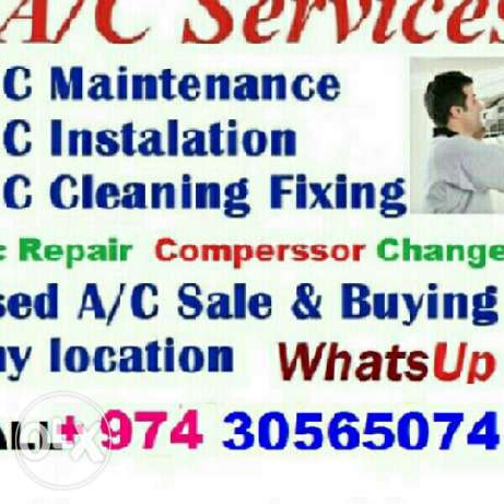 Ac Fridge Repairing and Servicing