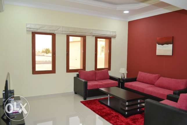 Furnished 3-BHK in Al Thumama