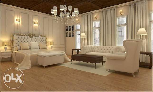 Interior Designer 3D Visualizer 4 Years UAE Work Experience The Heart Of Doha
