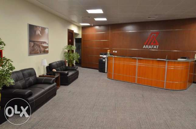 Available office space for rent in Barwa Tower