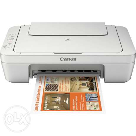 Used canon wifi printer