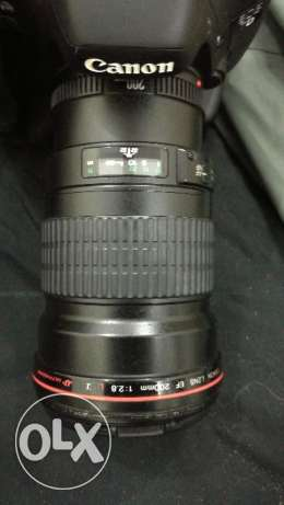 Fixed Canon 200mm f/2.8L II USM