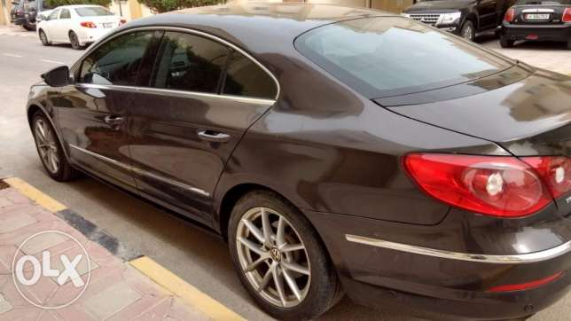 2011 Volkswagen CC- Fancy number