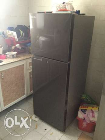 Toshiba refrigerator (inveter)-made in thailand