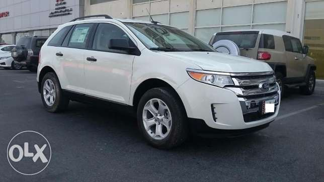 Ford - Edge -AWD Brand New