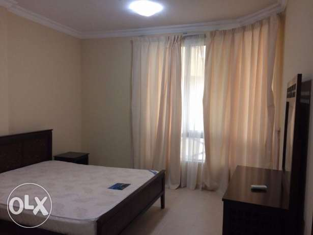 1-BR Fully-Furnished Flat in -Bin Mahmoud-