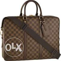 Louis Vuitton Uni-Sex Bag - Damier Canvas (Porte-Document Business)
