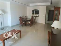 2 bedrooms semi furnished porto arabia