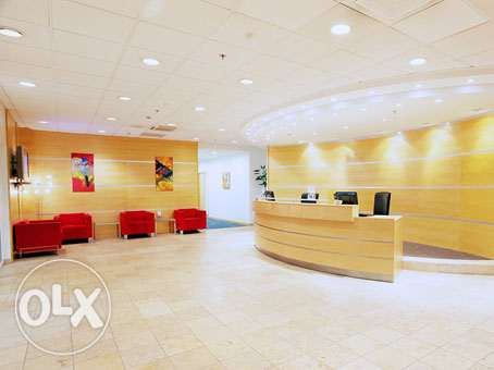 Well Furnished Elite Doha Offices