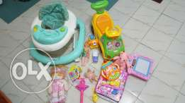 Baby toys with baby walker for sale