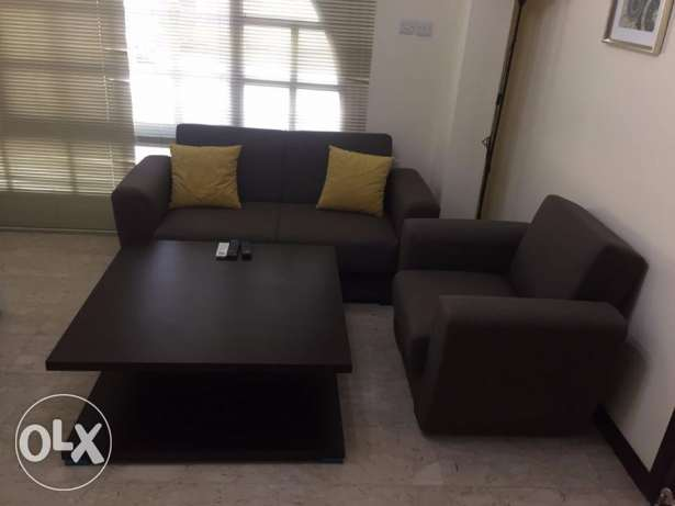 Abu hamour = Stylish 1 bhk FF Apartment W&E included