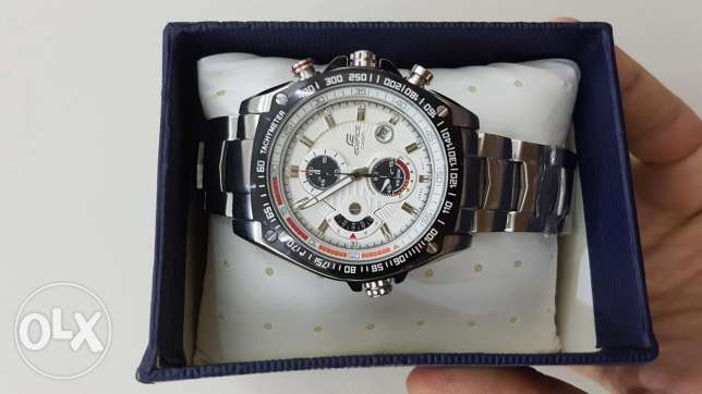 Brand New Casio Chronograph Watch