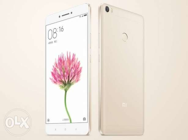 Mi max only 1 month use