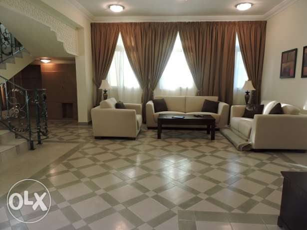 Compound Furnished Villas (4+Maid) Al-waab and Abu Hamour