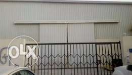 550 Sqmt Steel Fabrication Workshop available for Rent