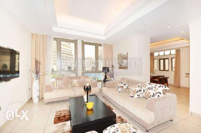 2 Bedroom Apartment in a Modern Building