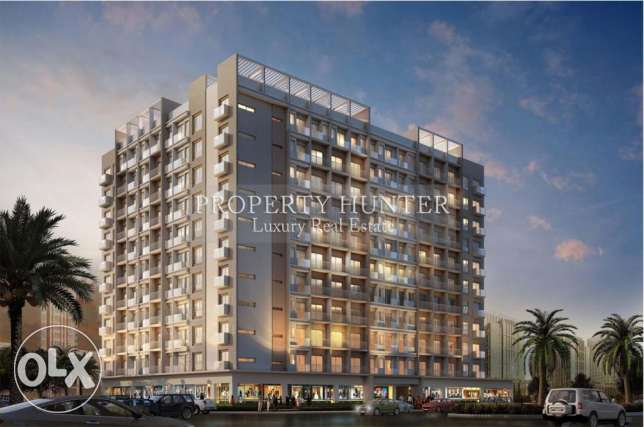 Modish 1 Bedroom Flat in lusail City