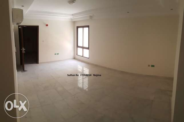 Brand new 3 Master Bedrooms And Hall in Najma