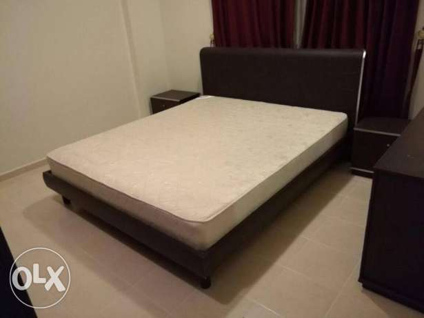 very nice fully furnished 2 bedroom apartment in bin MAHMOUD