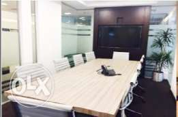 [Fully-Furnished] Offices Available in -Bin mahmoud-