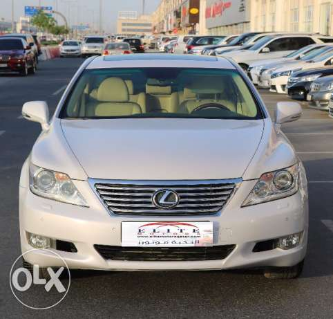 Used Lexus LS 460 Model 2010