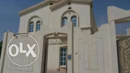 UNF 1-bhk part of villa available in abu hamour