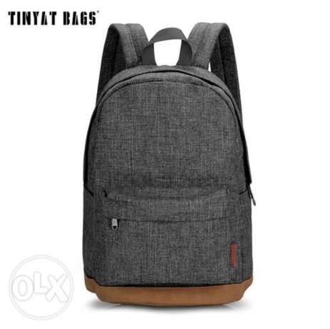 TINYAT Men school bag/ backpack college /laptop bag | QAR 99/- Only!