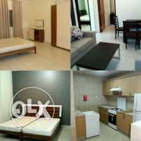 Flat &2Bhk&F Furnished in um Ghuwailina