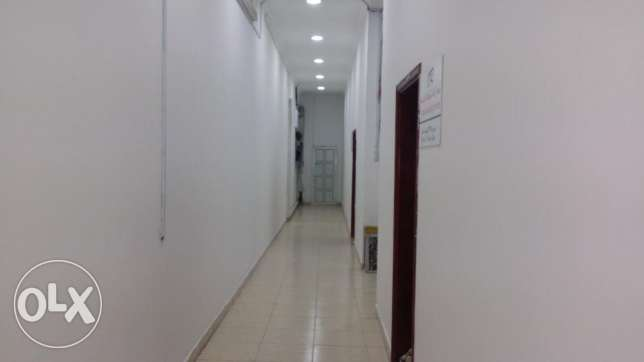 Office For Rent Azizya commercial Flat