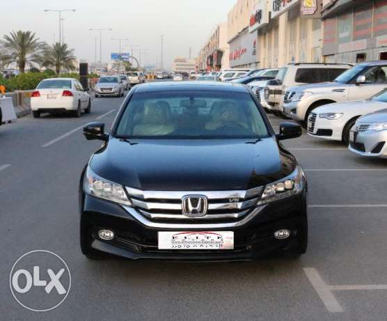 New Honda Accord V6 Model 2016 Full Options