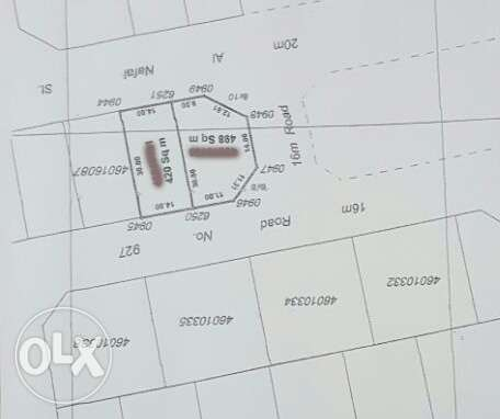 Land For Sale in Thumama