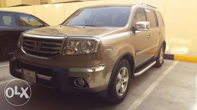 Honda Pilot 2011 EX-L model (4-Doors/8-Seaters) - Mileage - 98K