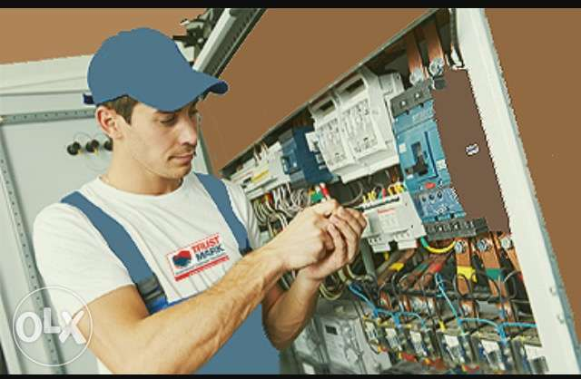 Electrician job available