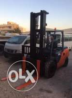 Forklifts with and without operator - 5 Ton for Rent