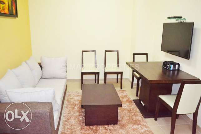 AA//: 1BR Fully Furnished Apartment