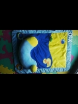 Baby play/exercice mat like new