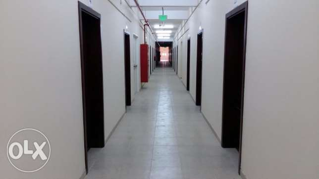 33 Room - Labor camp for rent