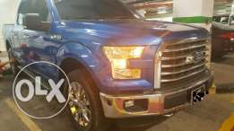 Ford 150 XLT 2015