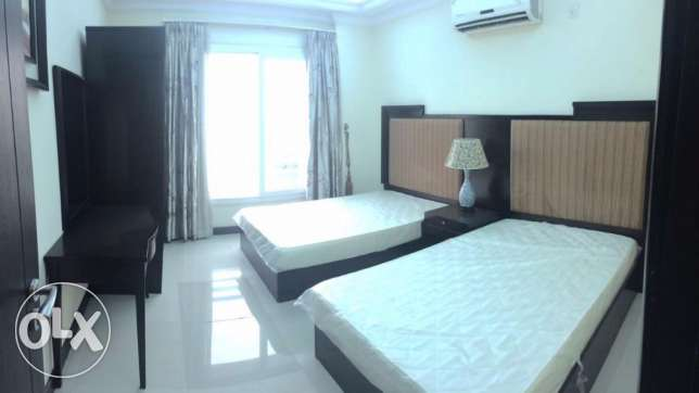 Good Offer! [1-Month Free] Fully Furnished, 3-Bedroom Flat At Al Nasr