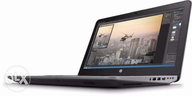 HP ZBOOK 15 Mobile Workstation With E3-1500