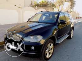 Very Low Millage BMW X5 V8 4.8i L 2007 Full Option