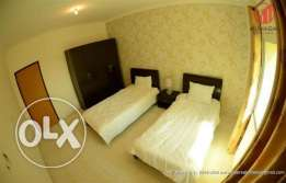 Flat F Furnished 2bhk in um Ghwailina