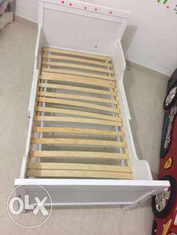 Used IKEA bed in excellent condition for sale