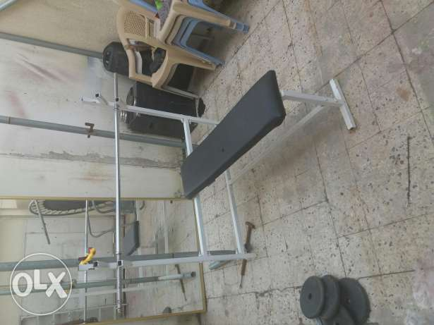 Bench press for sell