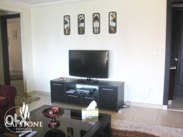 Enjoy Luxury in 2 BR + M Apt. at The Pearl FOR SALE الؤلؤة -قطر -  4