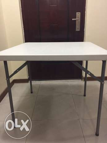 table fordable