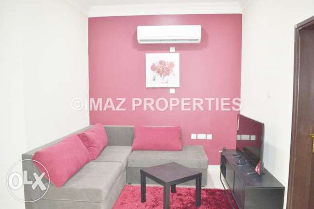 QQ//002: 1BR Furnished Apartment for Rent