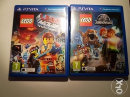 1002 Brand New PS VITA Games FOR Sale (1 price for both)